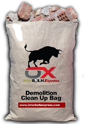 OX Demolition Bags