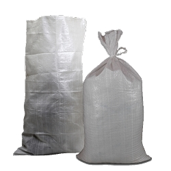 1,000 Earth Bags (WHITE) - 18 x 30